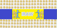 For Iraw!    Positions:  -Head chef: Marissa  -Leader of sniper squad: Chess  -Jester: Traci  -Admiral & owns farm full of moose, giraffes, & llamas: Haru  -Iraw dinosaur/lollipop &...