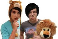 For the lovers of Dan Howell and Phil Lester, the two awesome best friends (SHIP PHAN) on Youtube :D