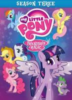 In the magical land of Equestria, Princess Twilight Sparkle lives with her friends Applejack, Rainbow Dash, Pinkie Pie, Rarity, Fluttershy and Spike in the town of Ponyville. Together,...